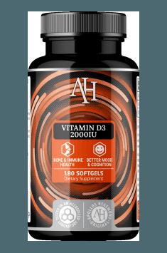Rekomendowany suplement z witaminą D3 - Apollo's Hegemony Vitamin D3